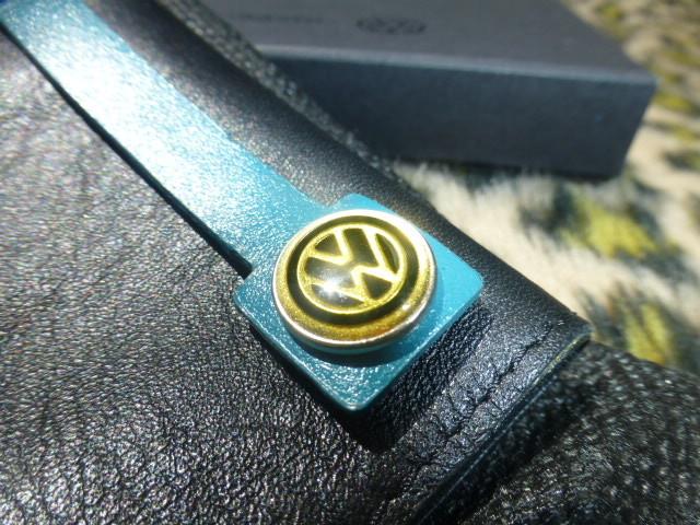 処分!フォルクスワーゲン ディーラー正規品 キーケース 空冷 VW ビートル カルマンギア ヴァナゴン レイトバス アーリーバス タイプ 1 2 3_画像6
