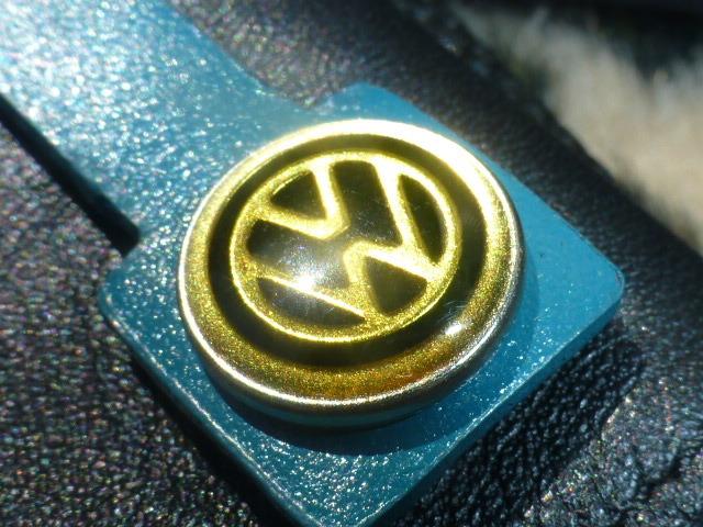 処分!フォルクスワーゲン ディーラー正規品 キーケース 空冷 VW ビートル カルマンギア ヴァナゴン レイトバス アーリーバス タイプ 1 2 3_画像2