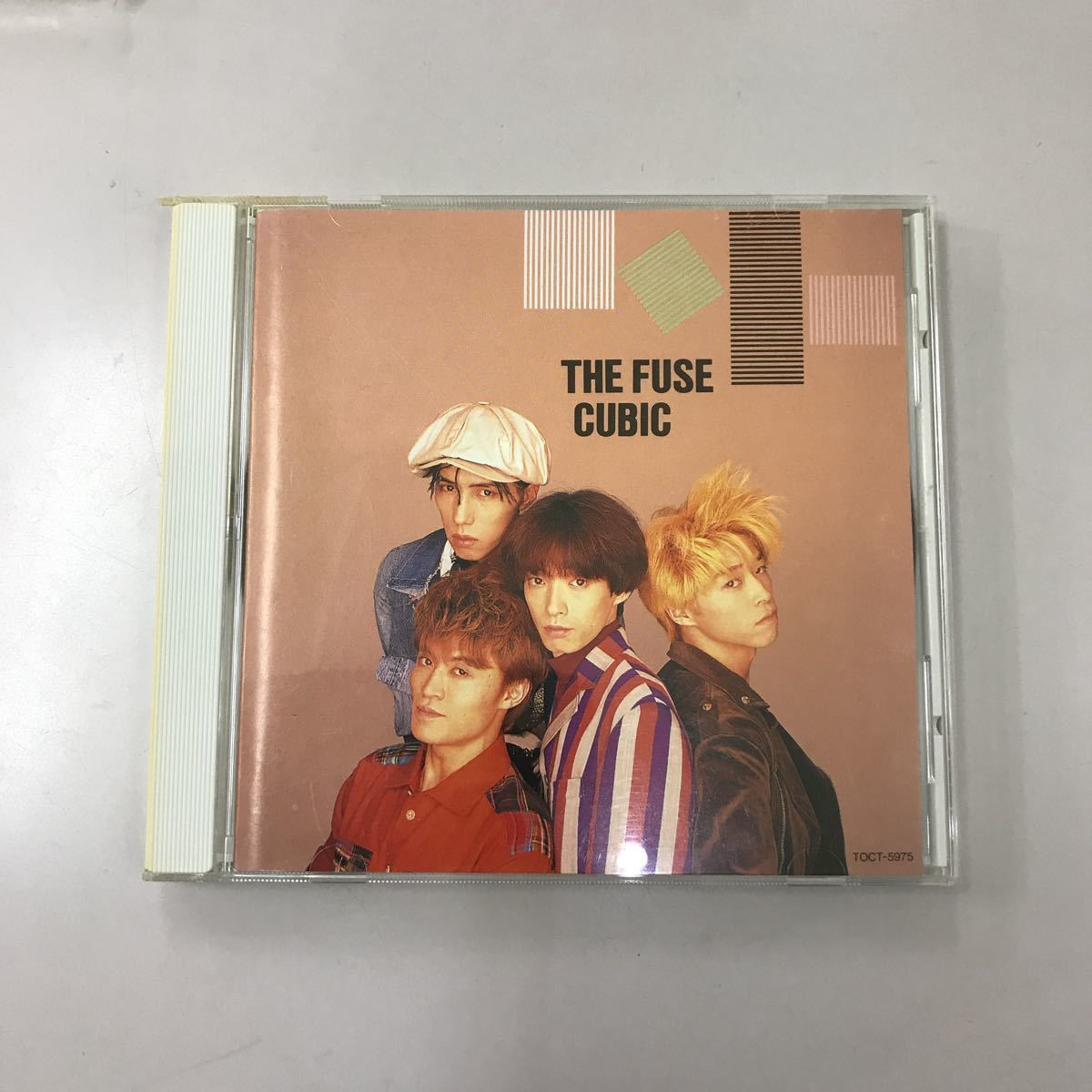 CD 中古☆【邦楽】THE FUSE CUBIC
