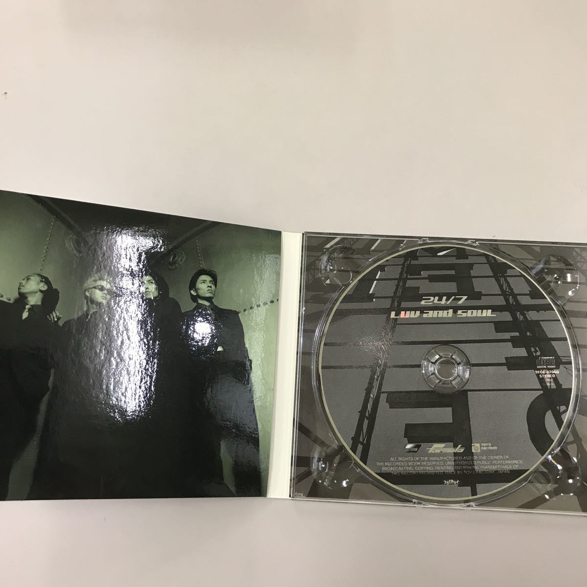 CD 中古☆【邦楽】24/7 LUV and SOUL