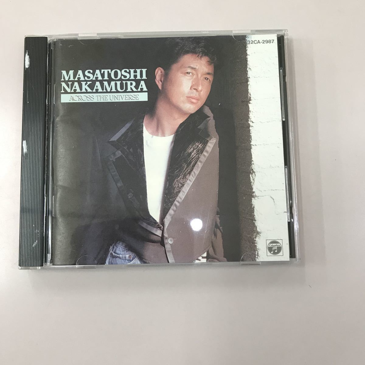 CD 中古☆【邦楽】中村雅俊 アクロス ザ ユニバース