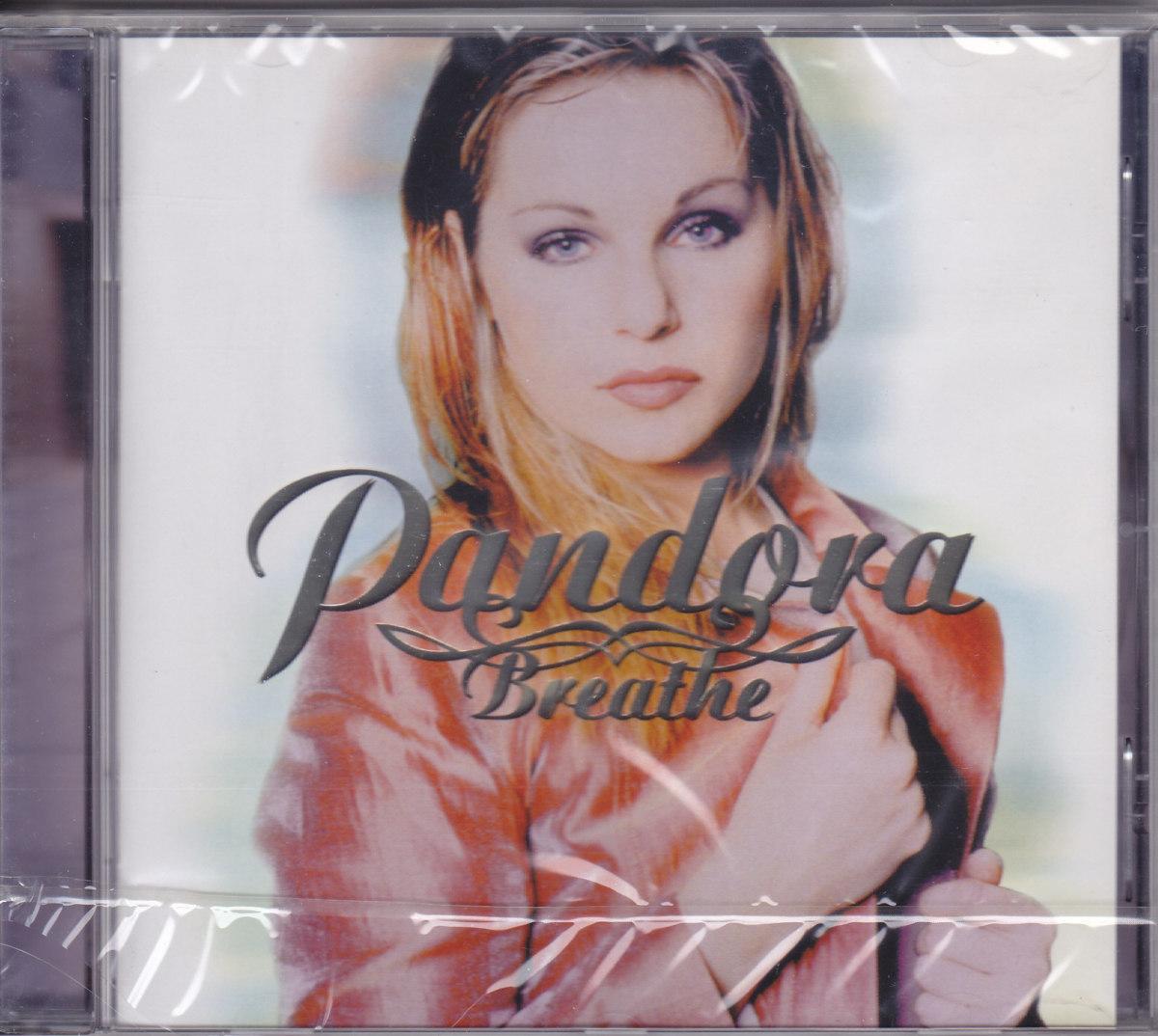パンドラ Pandora - Breathe /EU盤/未開封CD!! 商品管理番号:42969_画像1
