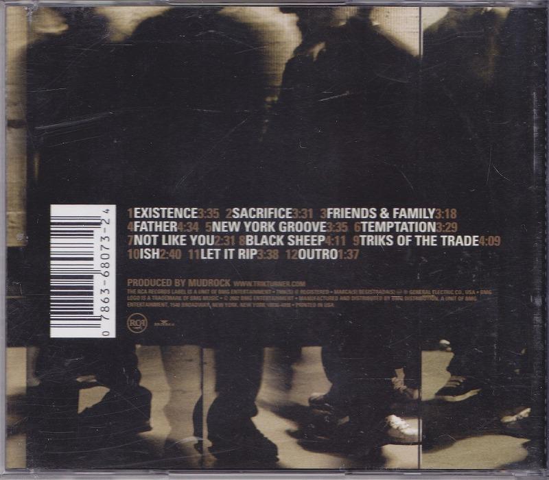 トリック・ターナー TRIK TURNER /US盤/中古CD!! 商品管理番号:43001_画像2