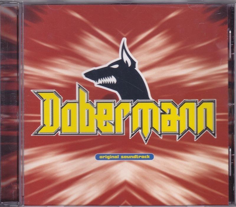 ドーベルマン Dobermann -Original Soundtrack/EU盤/中古CD!! 商品管理番号:43279_画像1
