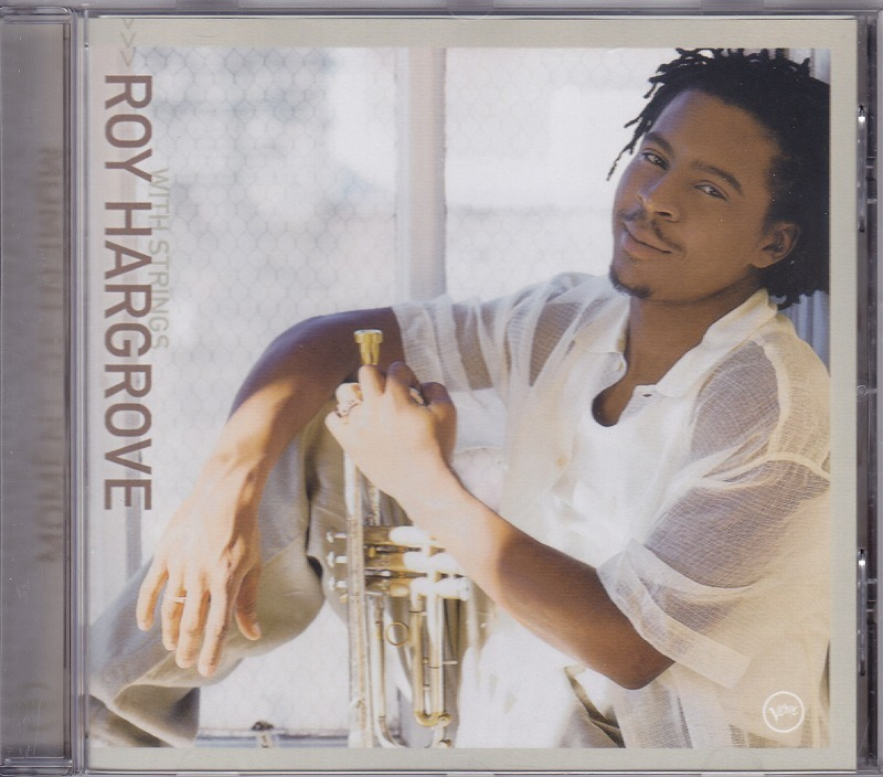 ロイ・ハーグローヴ ROY HARGROVE WITH STRINGS MOMENT TO MOMENT /EU盤/中古CD!! 商品管理番号:43428_画像1