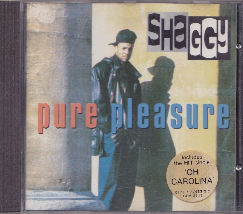 シャギー Shaggy - Pure Pleasure /EU盤/中古CD!! 商品管理番号:43073_画像1