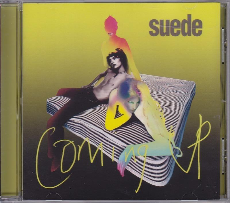 スウェード Suede - Coming Up /EU盤/中古CD!! 商品管理番号:43287_画像1