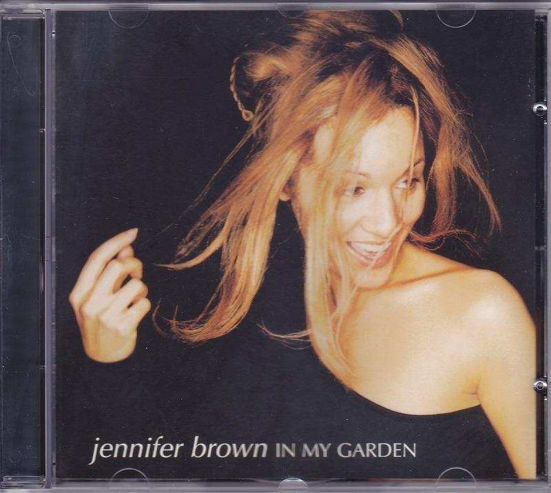 ジェニファー・ブラウン Jennifer Brown - In My Garden /EU盤/中古CD!! 商品管理番号:43437_画像1