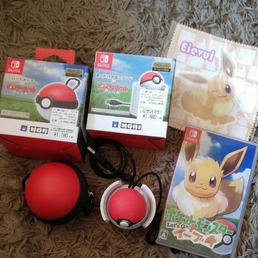 Let''s Go イーブイ ポケットモンスター Nintendo Switch