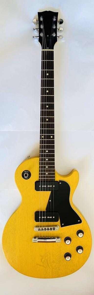 【2005年製造】Gibson レスポールジュニアスペシャル イエロー
