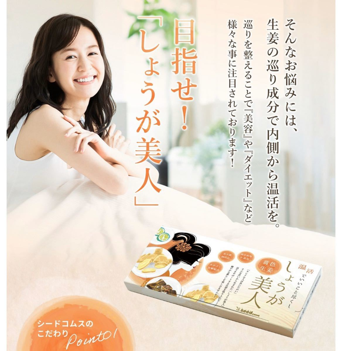 長崎県産しょうが使用 生姜美人 ペースト状 1箱31包入り 化学調味料 着色料 保存料 香料 全て一切不使用 温活_画像3