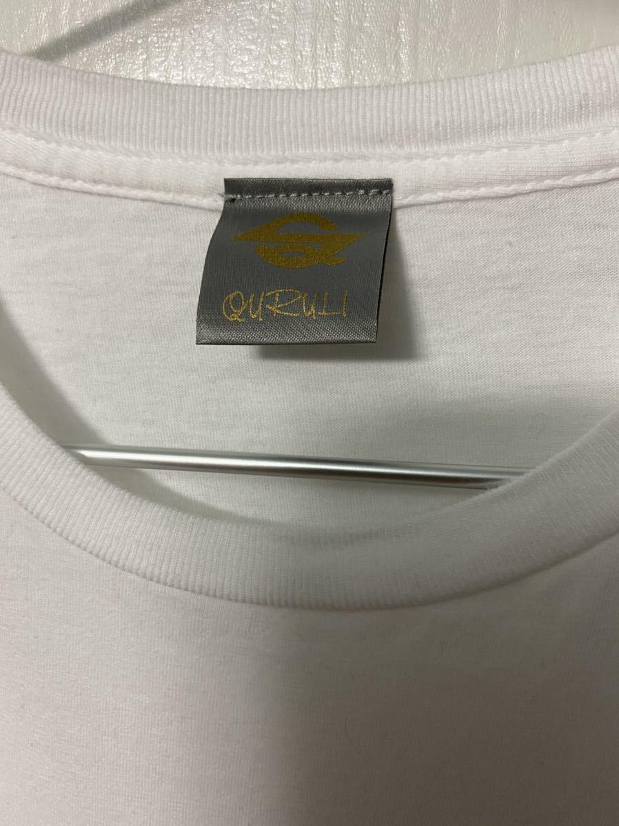 くるり QURULI Tシャツ countdown japan 06/07_画像3