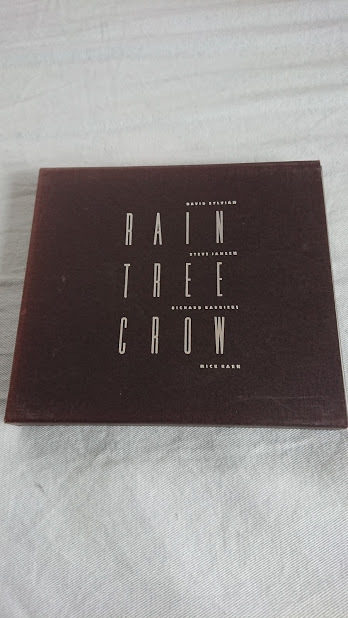 RAIN TREE CROW 「SAME」 初回限定盤 JAPAN、PORCUPINE TREE、David Sylvian、Steve Jansen、Richard Barbieri、Mick Karn関連_画像1
