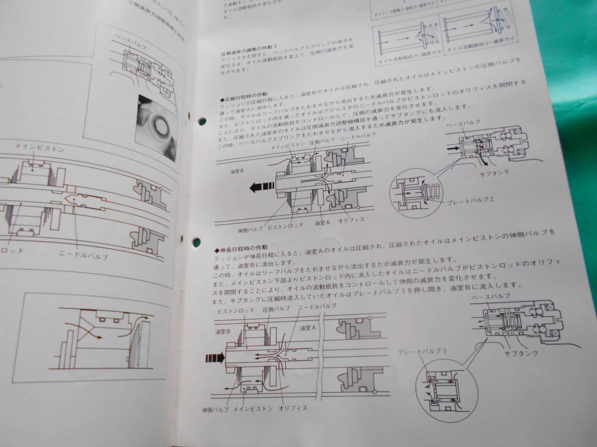 絶版廃盤旧車ヤマハDT200WR3XP1991商品ガイド希少!マニア館趣味のバイク株式会社ギフトップトレ-ディングカンパニ- _画像3