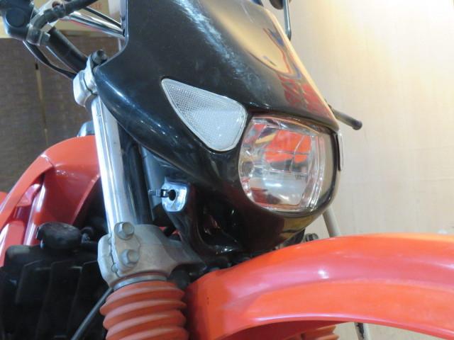 □HONDA ホンダ CRM250R 赤 21611km 250cc モトクロス 2スト 実動 初期型 バイク 札幌発_画像2