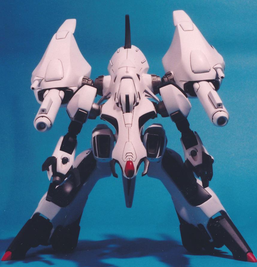 JAF-CON 1/144 メッサーラ ディノファウストジュピター ガレージキット ガレキ レジン キャラホビ C3AFATOKYO レア _画像3