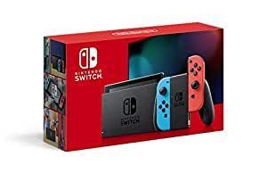 新品未開封 ニンテンドー スイッチ ネオンレッド ネオンブルー 本体 国内正規品 日本語版 Nintendo Switch