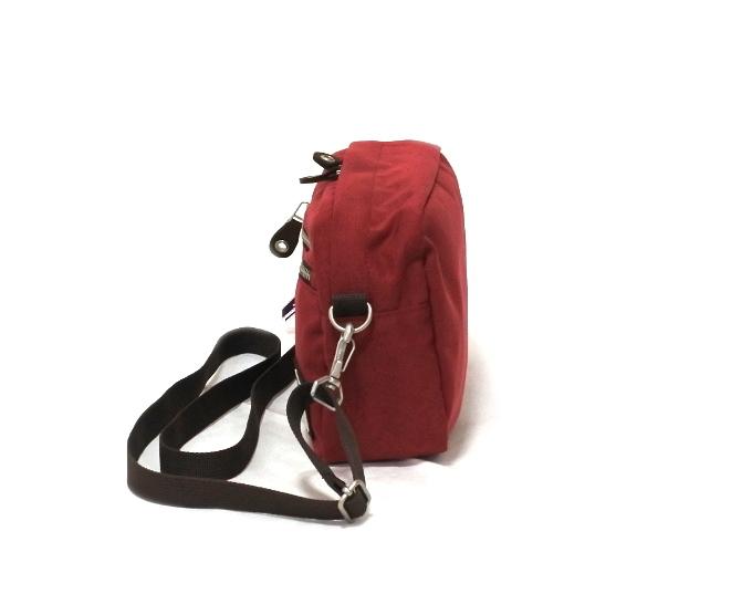 コールマン Coleman 斜め掛け バッグ ショルダー レッド 赤 かばん メンズ レディース 小さい プレゼント 新品 バッグ 鞄 母の日 父の日_画像2