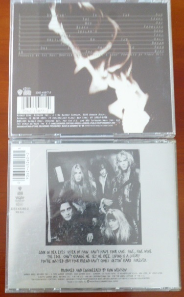 VINCE NEIL ヴィンスニール★ソロCDアルバム2枚セット★EXPOSED,Carved in Stone★輸入盤★送料込★MOTLEY CRUE モトリークルー_画像3