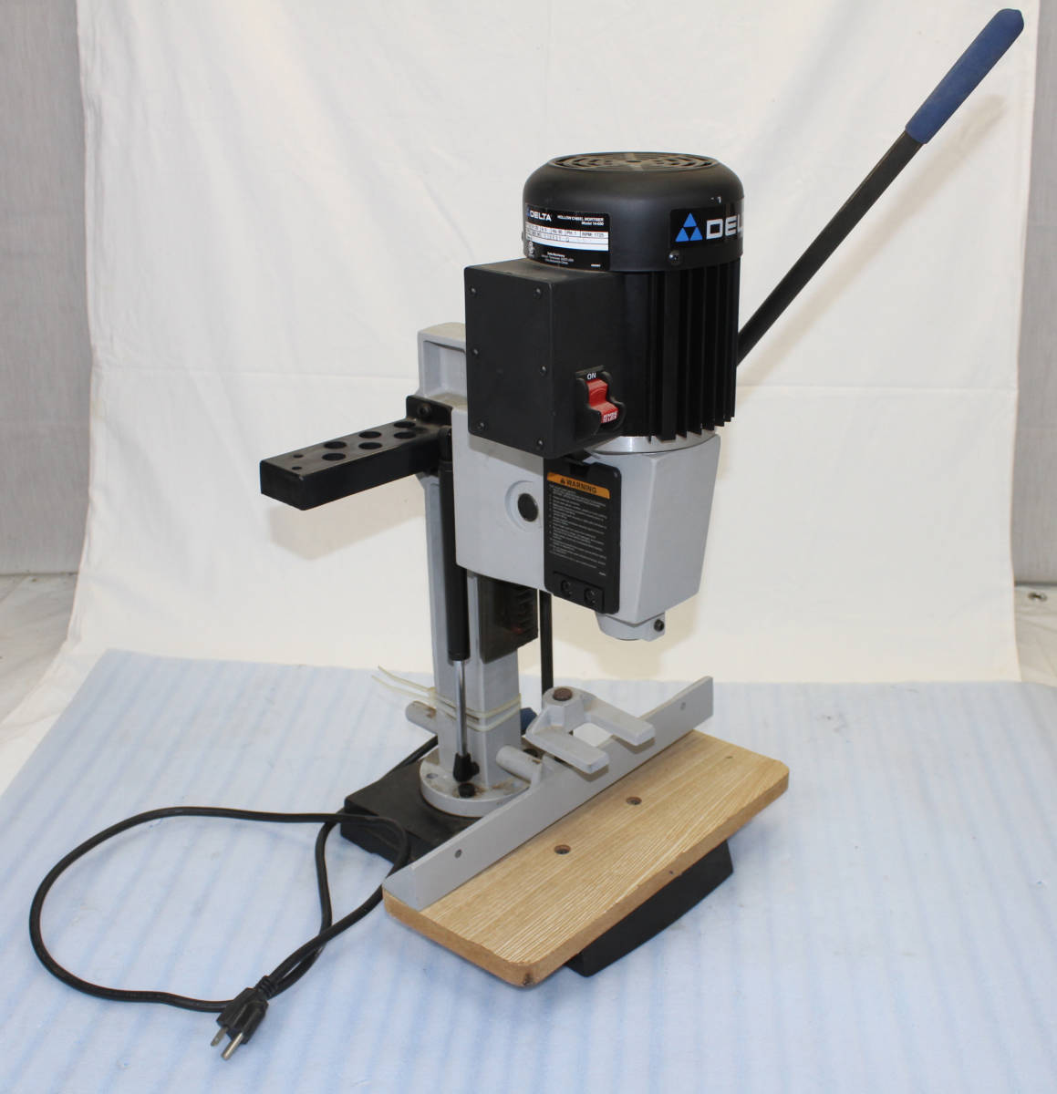 「DELTA HOLLOW CHISEL MORTISER 14-650 デルタ 角のみ盤 アメリカ製 (木工用 切断機 その他)」の画像