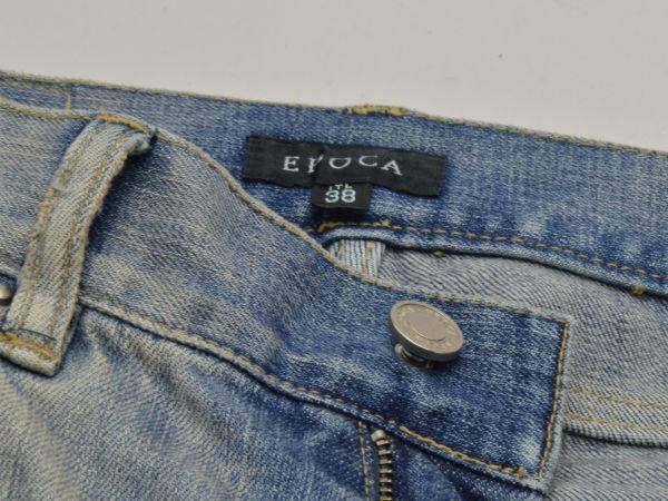 エポカ EPOCA デニムパンツ/ジーンズ 38サイズ ブルー レディース F-M11537_画像5