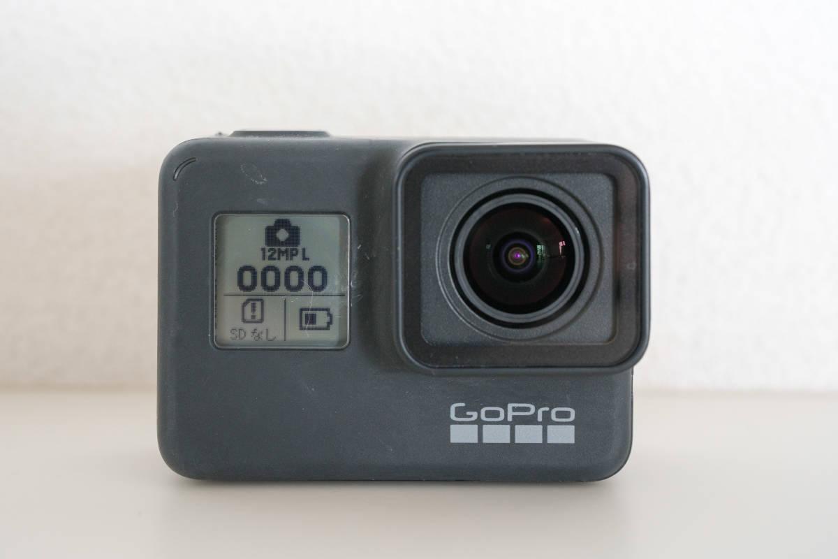Go Pro HERO7 BLACK CHDHX-701-FW おまけ多數 GoPro AKTTR-001 トラベルキット
