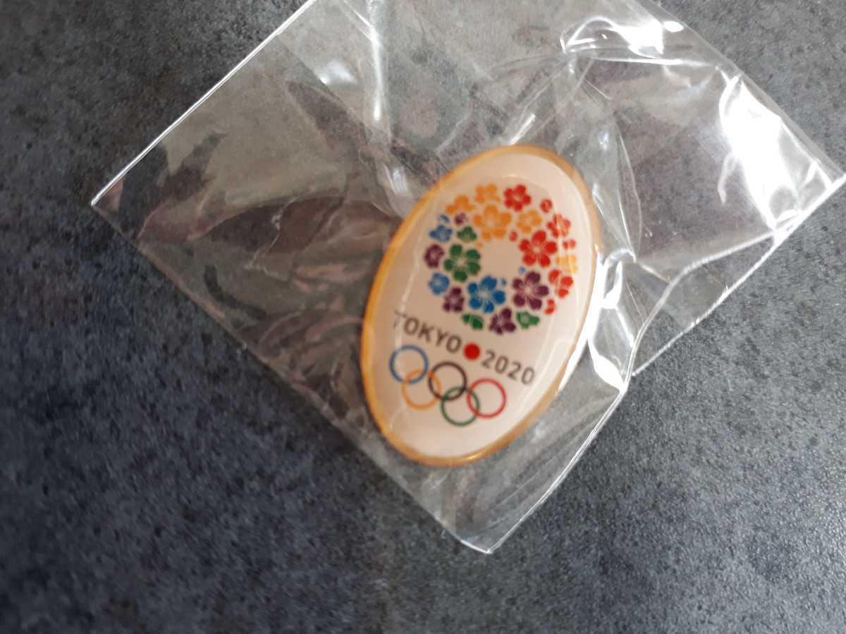 ピンバッジ 東京 オリンピック 2020 ピンバッチ 2個セット