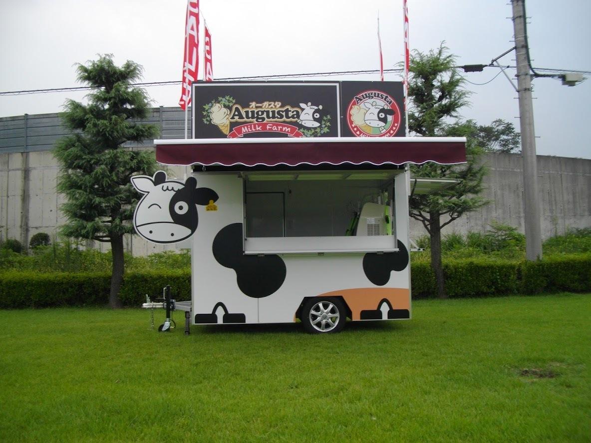 oけん引免許不要oキッチンカートレーラーo移動販売車oケータリングo開業o_画像7