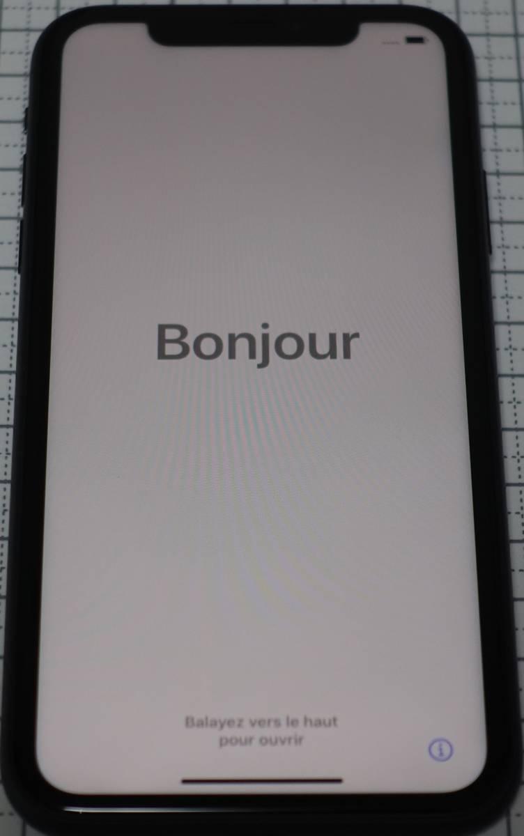 iPhone 11 256GB SIMフリー アップルストア正規購入品 国内版 MWM72J/A_画像4