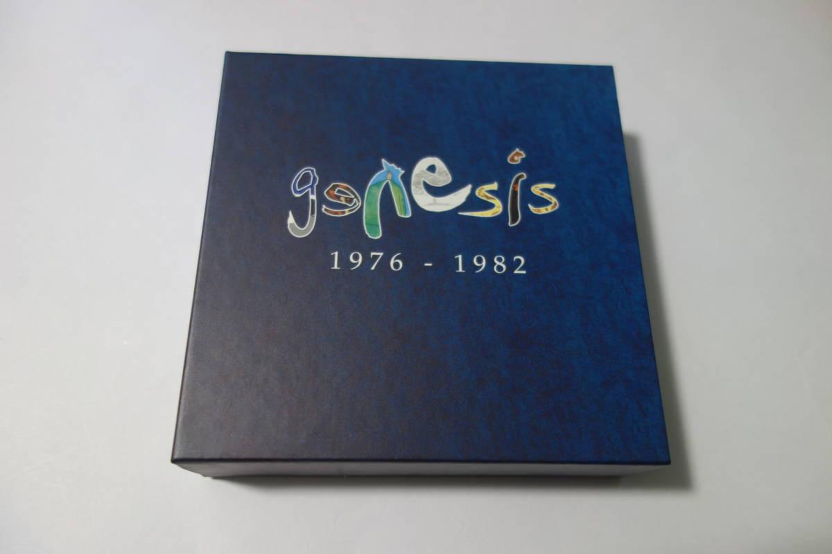 ★Genesis(ジェネシス) 1976-1982 (中期) SACD購入特典 紙ジャケ用 BOX★紙ジャケット CDなし_画像1