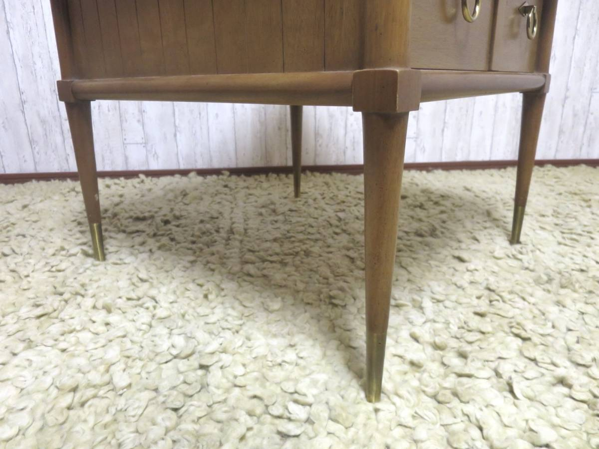 ビンテージ AMERICAN OF MARTINSVILLE社製 サイドテーブル マーチンスビル ヴィンテージ アメリカ USA 家具 ファニチャー_画像5
