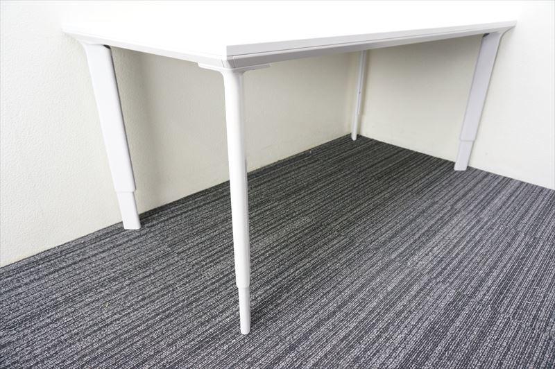 【大量在庫】【中古】ヘイワース Allways ミーティングテーブル 1680 H600-860_画像2