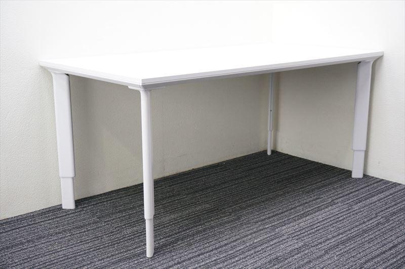 【大量在庫】【中古】ヘイワース Allways ミーティングテーブル 1680 H600-860_画像1