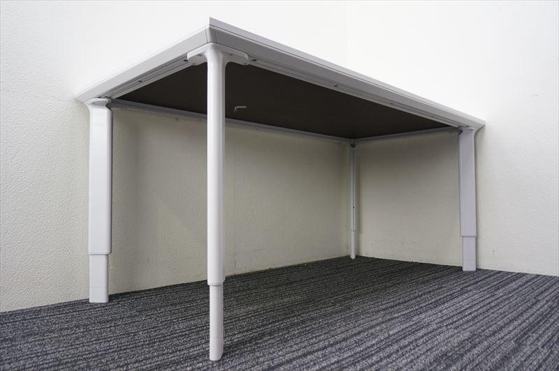 【大量在庫】【中古】ヘイワース Allways ミーティングテーブル 1680 H600-860_画像4