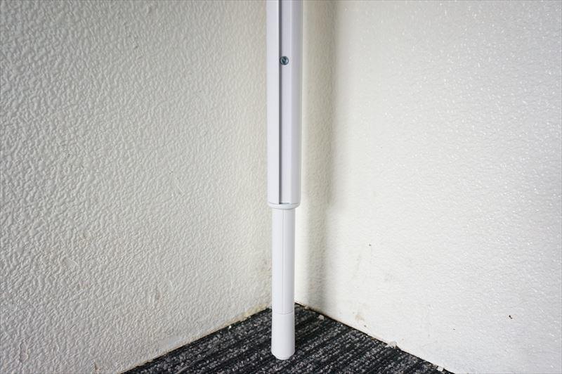 【大量在庫】【中古】ヘイワース Allways ミーティングテーブル 1680 H600-860_画像7