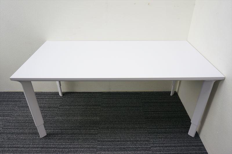 【大量在庫】【中古】ヘイワース Allways ミーティングテーブル 1680 H600-860_画像6