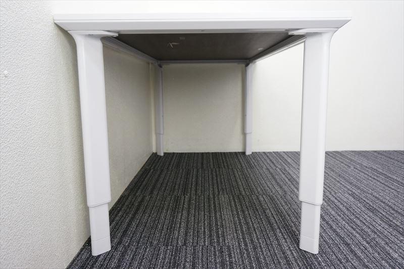 【大量在庫】【中古】ヘイワース Allways ミーティングテーブル 1680 H600-860_画像3