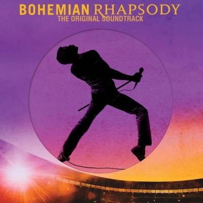 新品 QUEEN 【Bohemian Rhapsody Ost Pictute Disc ボヘミアン・ラプソディ】 2019 RECORD STORE DAY 限定盤 ピクチャーディスク レコード