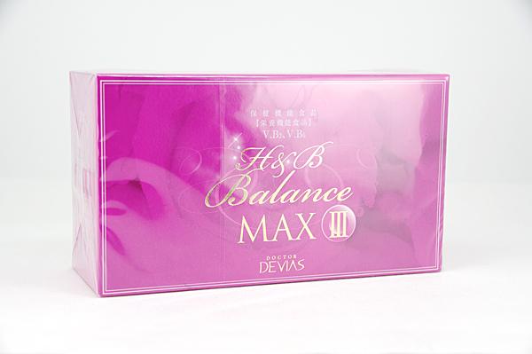 △DRデヴィアス ドクターデヴィアス H&Bバランス MAX Ⅲ (30ml×10本入) 1箱 賞味期限2020年3月迄 未開封 期限切れ 訳アリ▼_画像1