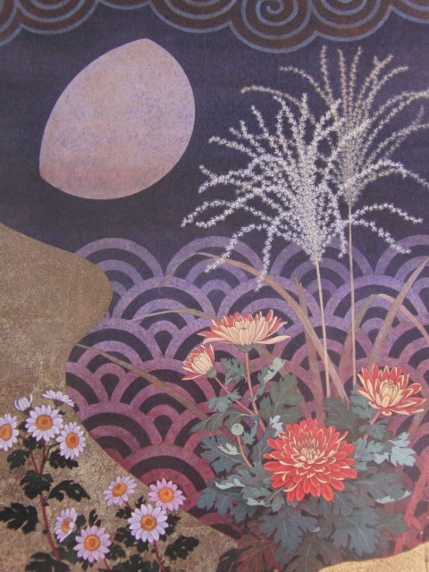Naoya Fujino, [Paisaje otoñal], De un libro de arte enmarcado poco común, en buen estado, con un marco nuevo, pintor japonés, envío incluido Pintura y pintura al óleo y naturaleza, pintura de paisaje
