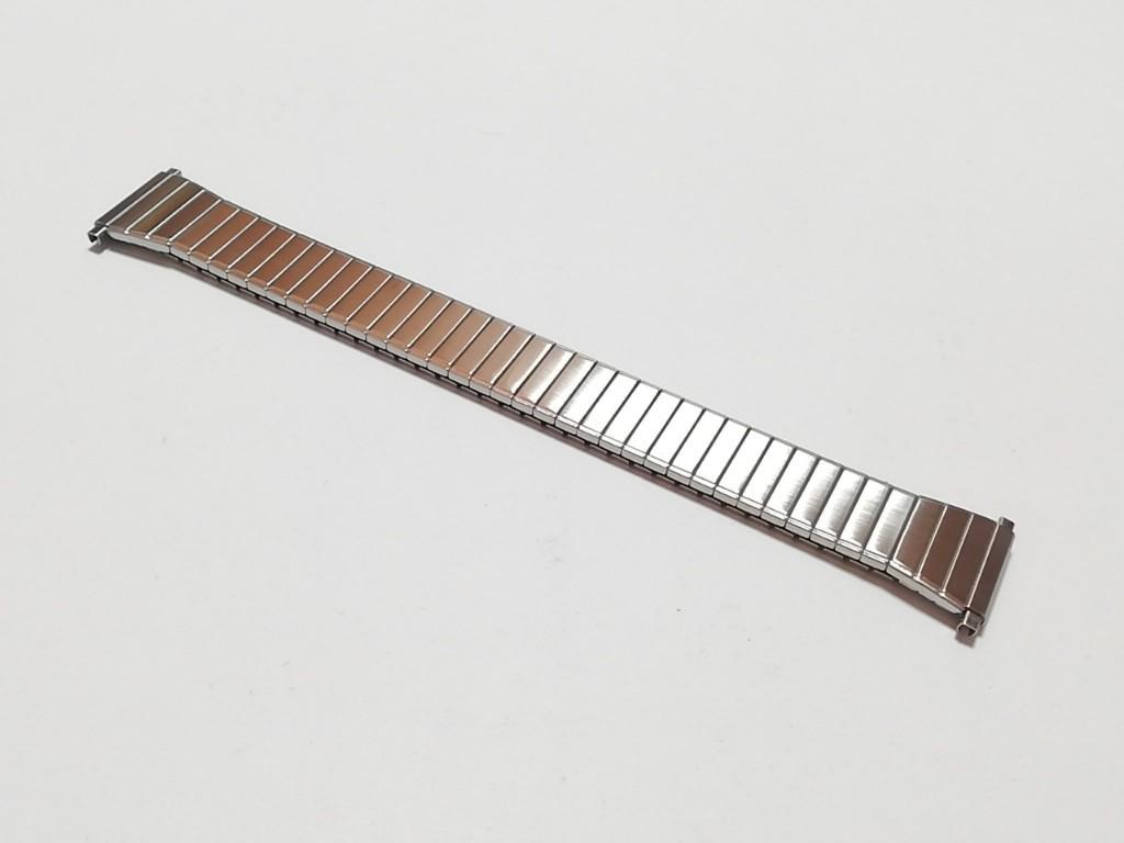 【Speidel】 USA 腕時計バンド 18-22mm デッドストック エクスパンションベルト アンティークウォッチ/ビンテージウォッチに MB538_画像5