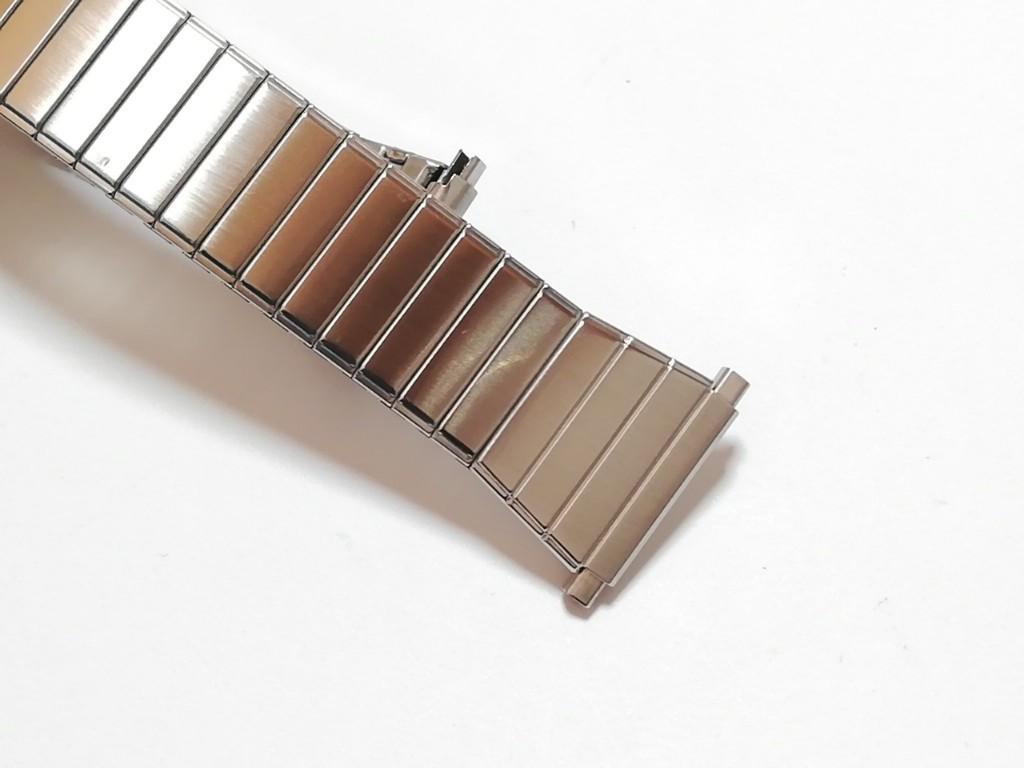 【Speidel】 USA 腕時計バンド 18-22mm デッドストック エクスパンションベルト アンティークウォッチ/ビンテージウォッチに MB538_画像1