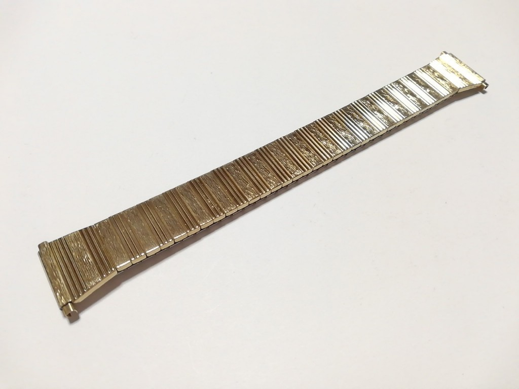 【Speidel】 腕時計伸縮バンド 18-22mm デッドストック エクスパンションベルト アンティークウォッチ/ビンテージウォッチに MB543_画像2