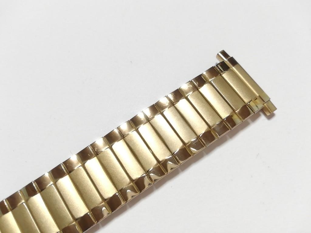 【Speidel】 USA 腕時計バンド 17-22mm デッドストック エクスパンションベルト アンティークウォッチ/ビンテージウォッチに MB548_画像4