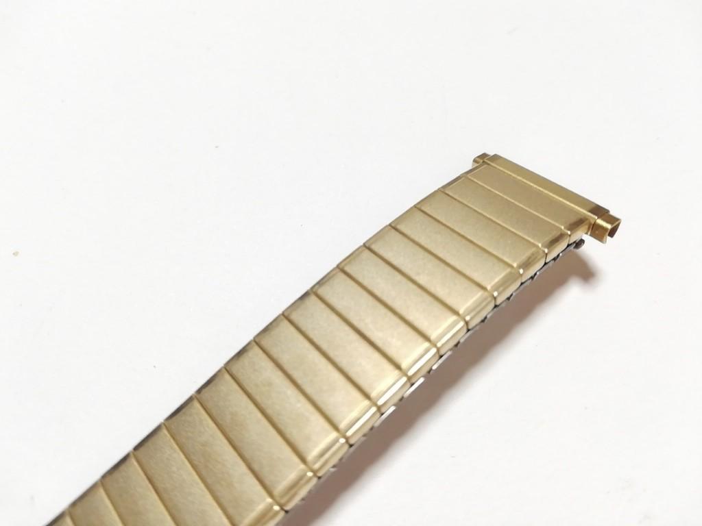 【Speidel】 腕時計伸縮バンド 16-19mm デッドストック エクスパンションベルト アンティークウォッチ/ビンテージウォッチに MB562_画像4