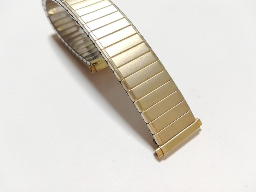 【Speidel】 腕時計伸縮バンド 16-19mm デッドストック エクスパンションベルト アンティークウォッチ/ビンテージウォッチに MB562_画像1