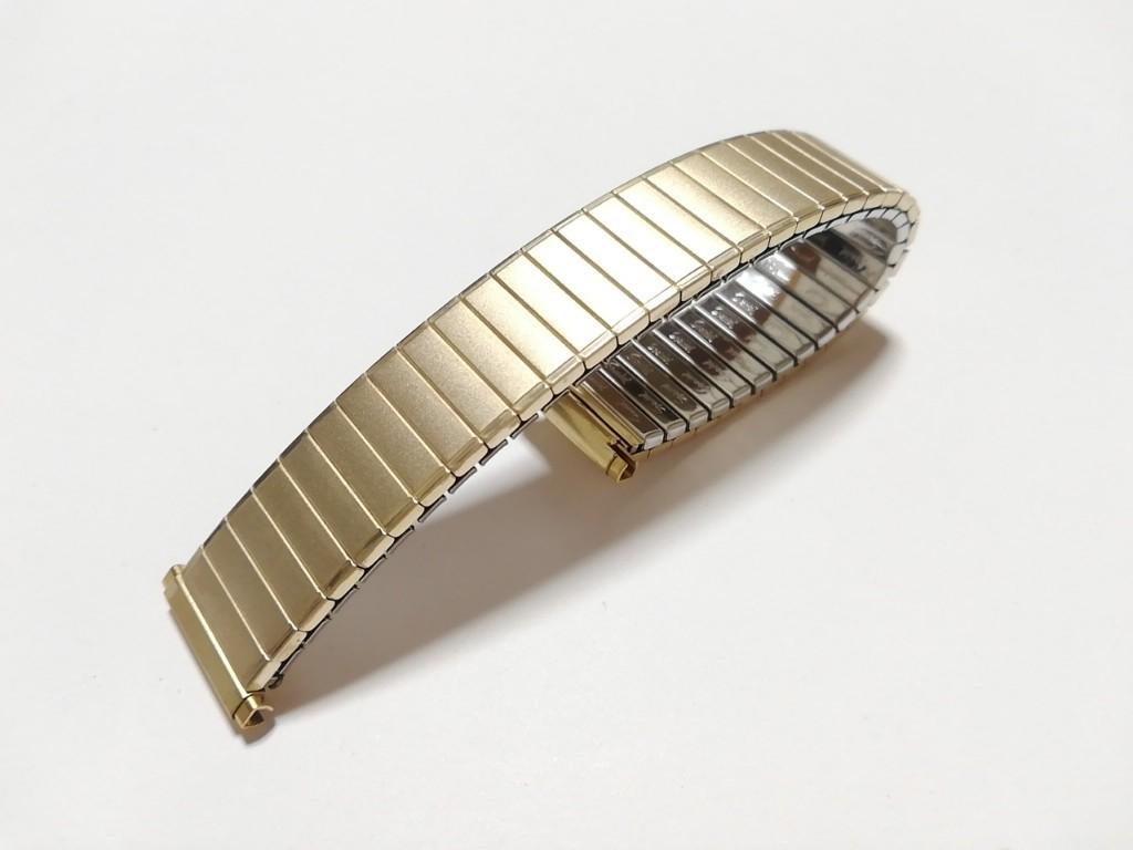 【Speidel】 腕時計伸縮バンド 16-19mm デッドストック エクスパンションベルト アンティークウォッチ/ビンテージウォッチに MB562_画像7