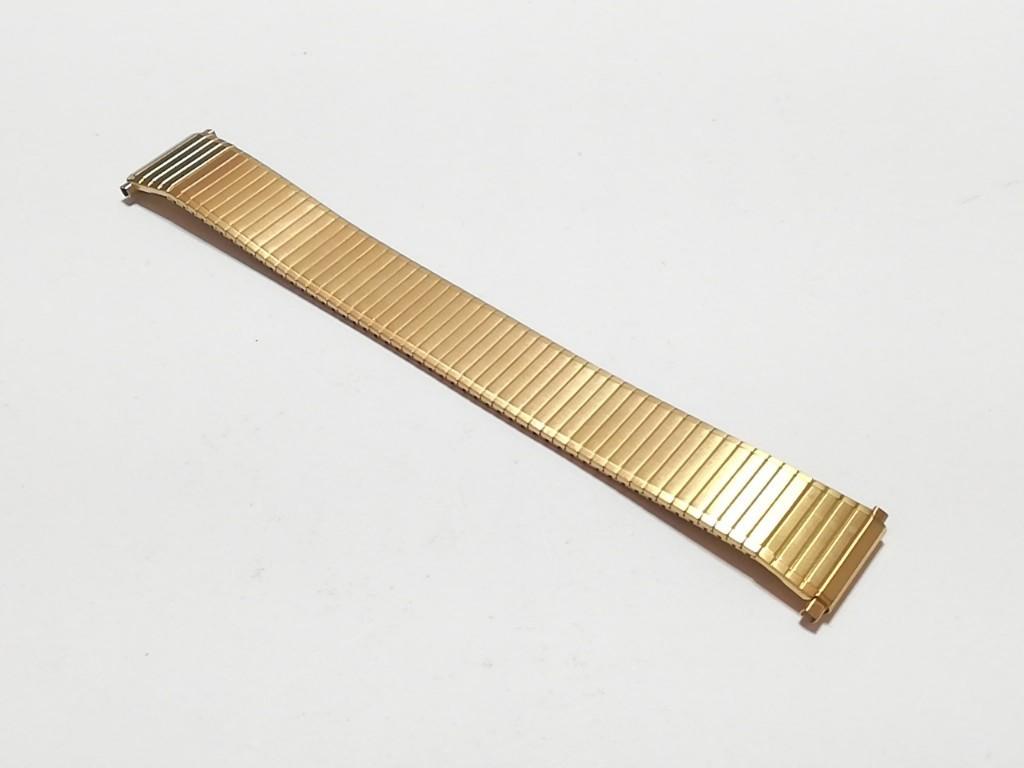 【Speidel】 USA 腕時計バンド 17-22mm デッドストック エクスパンションベルト アンティークウォッチ/ビンテージウォッチに MB597_画像2