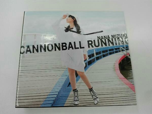 水樹奈々 CD CANNONBALL RUNNING(初回限定盤)(Blu-ray Disc付)_画像1