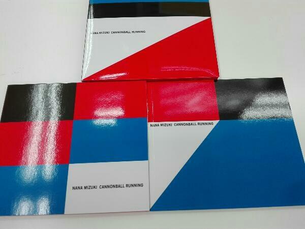 水樹奈々 CD CANNONBALL RUNNING(初回限定盤)(Blu-ray Disc付)_画像3